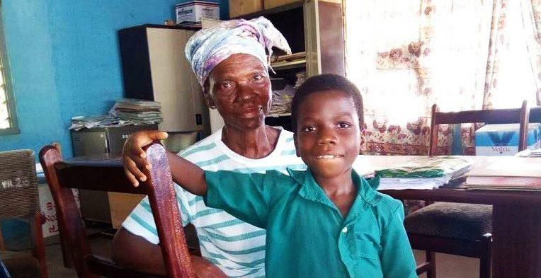 Reginald e la sua nonna